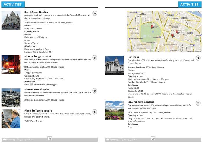 paris tourist guide in pdf